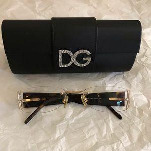 Dolce & Gabbana reading glasses